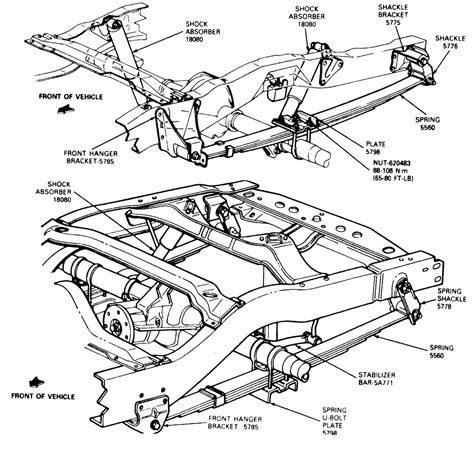 1996 ford ranger front suspension diagram 1994 ford ranger wheel diagram 1994 free engine image