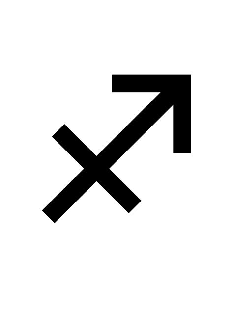 sagittarius symbol tattoo simple sagittarius symbol ideas