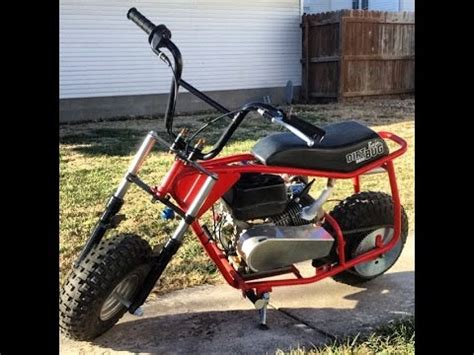 doodlebug mini bike governor custom baja doodlebug with predator 212