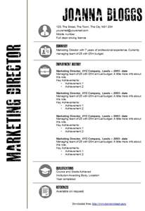 Curriculum Vitae Templates Word by Cv Samples Ms Word Pakistan