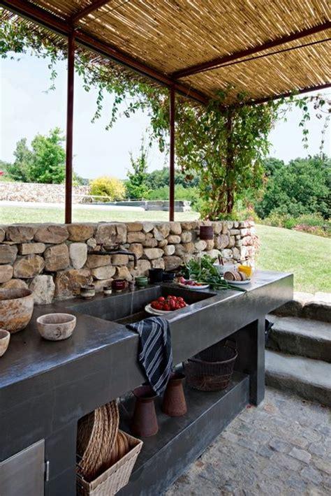 Cucine All Aperto In Muratura by Oltre 25 Fantastiche Idee Su Cucine Da Esterno Su