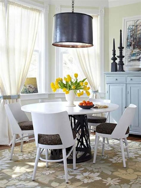 storage furniture placement ideas for modern dining room