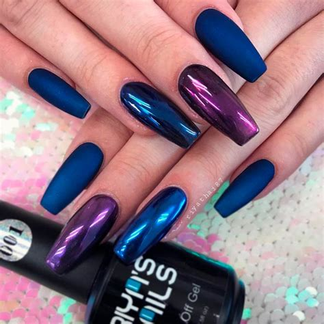 matte look nail 27 matte nails designs to meet this fall