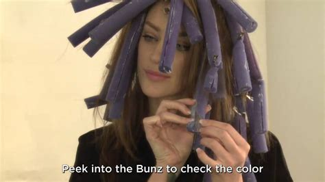 colour bunz diy home hair color highlights lowlights