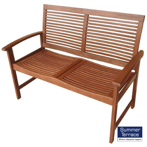 bench apply online summer terrace tornio 2 seat bench at barnitts online