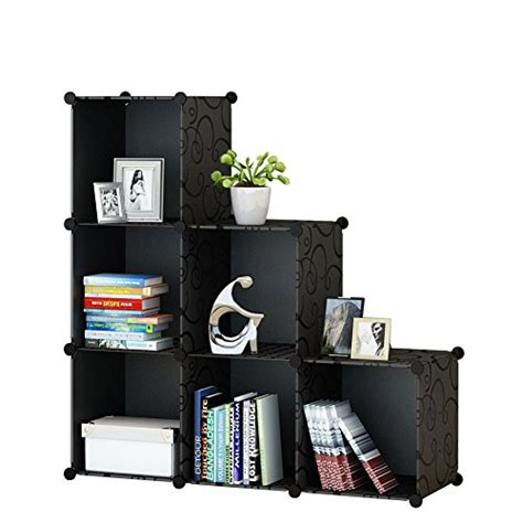 3 tier storage cube closet organizer by cosyhome shelf 6