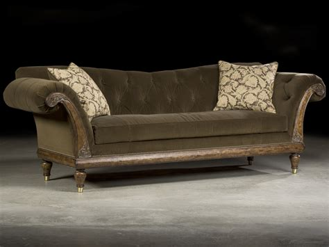 Luxurious Tufted Velvet Carved Sofa Luxurious Decor Luxury Recliner Sofas