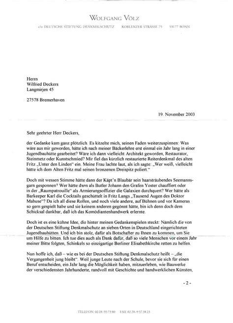 Offizieller Brief Wolfgang Brief Bilder News Infos Aus Dem Web
