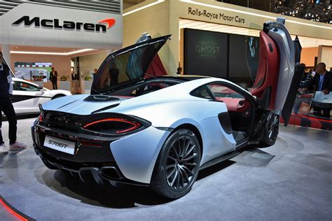 mclaren suv mclaren could build a car with more than two seats but it