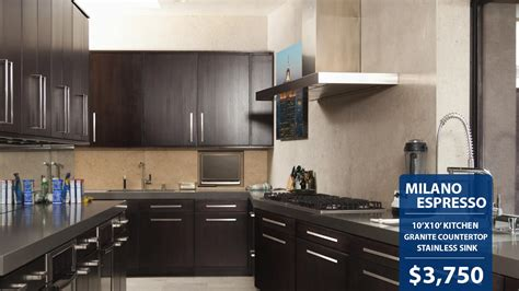 best deal on kitchen cabinets 3 799 00 kitchen cabinet sale new jersey new york best