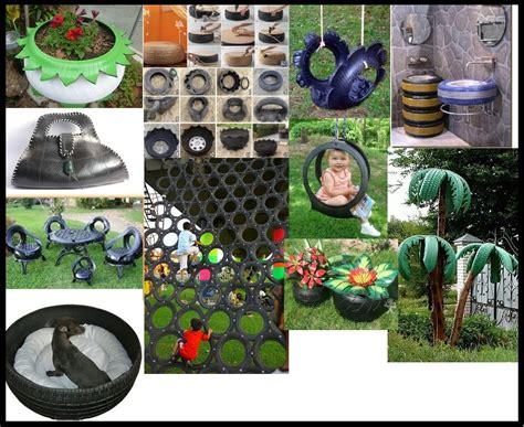 lo que se puede hacer con llantas recicladas lo que se puede hacer con llantas recicladas