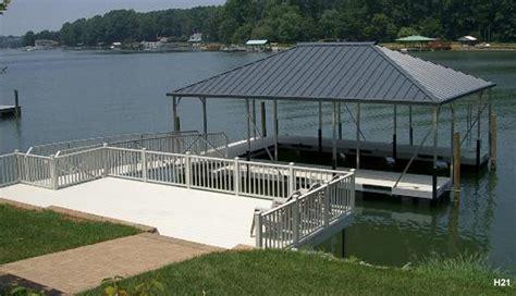 boat dock roof design flotation systems hip roof boat dock gallery flotation
