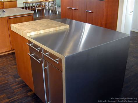 Diy Metal Countertops - stainless steel countertops features a combination