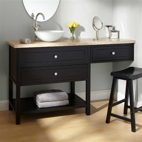 Vanity Sink Combo by Black Vanity Sink Combo