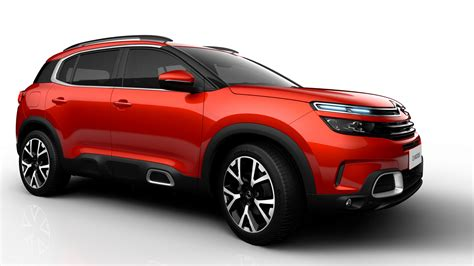 Citroen Aircross by 2018 Citroen C5 Aircross Officially Revealed Gets
