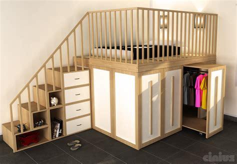 idee salvaspazio casa letto salvaspazio 6 idee per ottimizzare lo spazio in