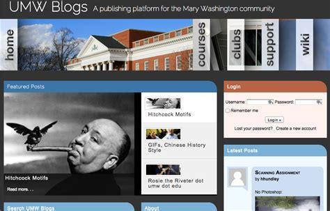 tutorial blogger 2014 wordpress umw blogs umw digital knowledge center