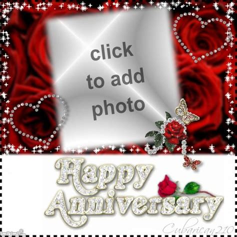 Wedding Anniversary Photo Frame by Happy Anniversary Anniversaries And Happy On