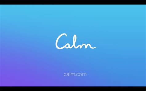 calm working through s daily stresses to find a peaceful centre books calm the app that helps you relax