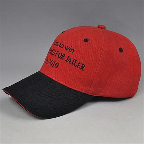 custom fitted embroidery cheap baseball cap