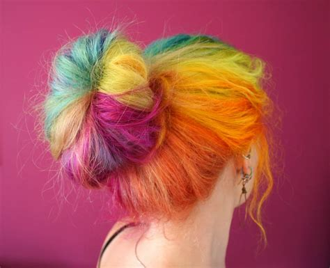 colorful hair how to rock colorful hair in the workplace and still keep
