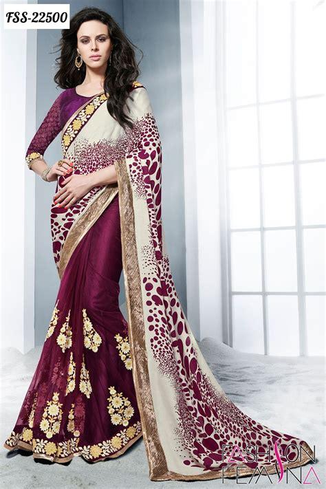 best saree shopping top indian designer sarees collection india