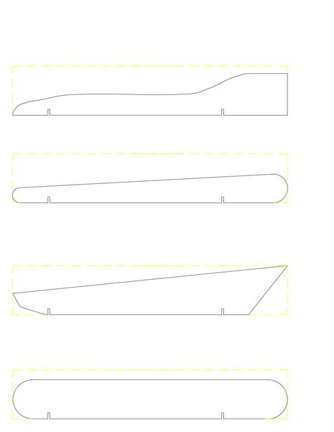 pinewood derby printables best photos of pinewood derby car templates printable