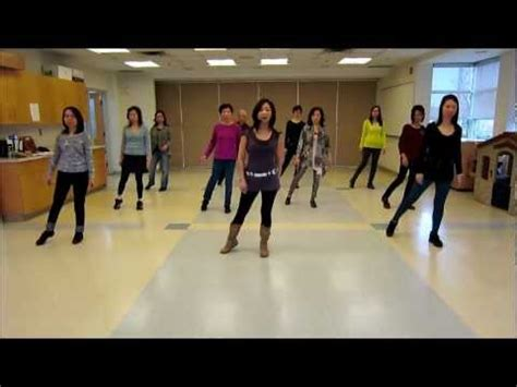 tutorial dance love me right love me or leave me frank trace line dance dance