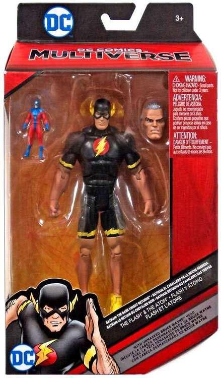 Mattel Dc Multiverse The Flash Earth 2 dc batman the returns dc comics multiverse the flash the atom exclusive 6