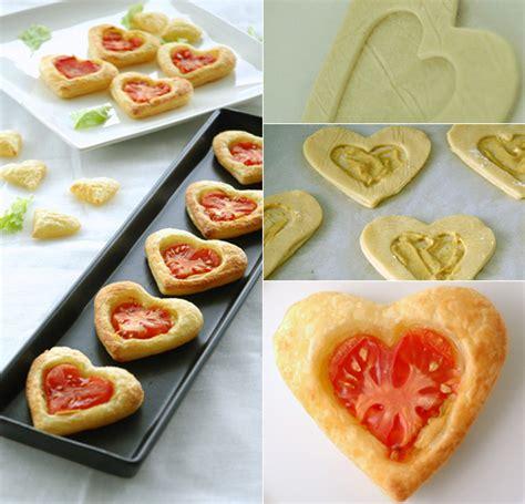 romantisches essen rezepte valentinstag 252 romantisches essen mit herzformen