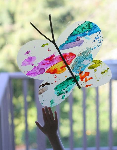 Wax Paper Arts And Crafts - 258 best images about craft ideas on crafts