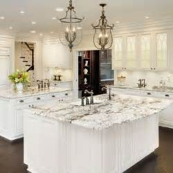 White Kitchen Granite Ideas Bianco Antico Granite Countertop Kitchens