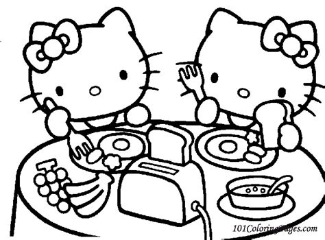 hello kitty devil coloring pages hello kitty coloring pages designlook