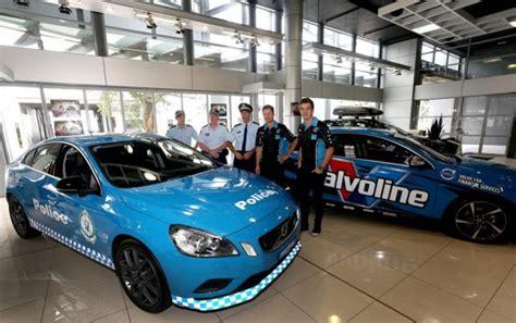 volvo  polestar  police car  australia speedcafe