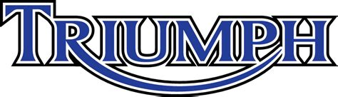 Aufkleber Triumph Logo by Triumph Our Purchase A Truly