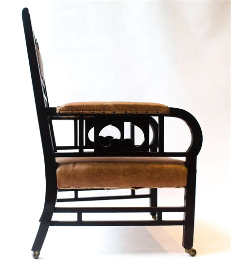 japanese armchair anglo japanese armchair e w godwin for sale at 1stdibs