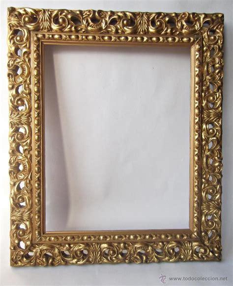 marcos antiguos para cuadros lote de dos antiguos marcos madera tallada per comprar