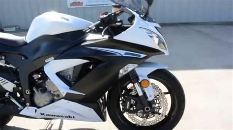 2013 Kawasaki Zx6r For Sale by 7 999 For Sale Pre Owned 2013 Kawasaki Zx6r 636 Abs