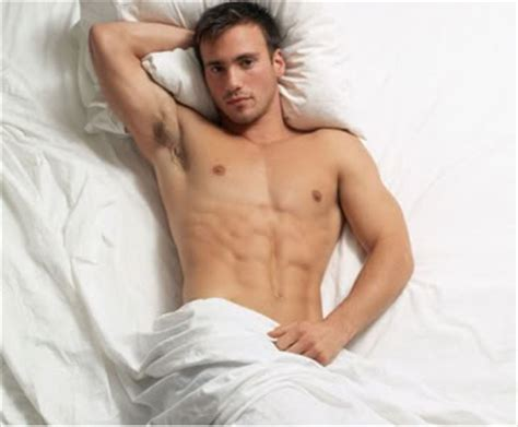 guy in bed beds health fitness talk
