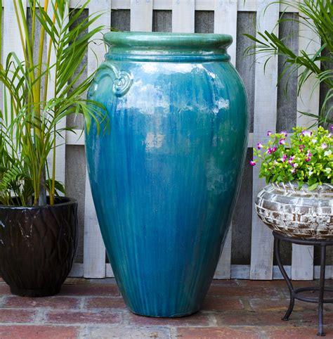 Wholesale Pottery Planters by 8211 Set Of 1 20d X 35h Tt Pottery