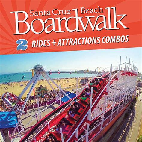 santa cruz beach boardwalk coupons  discounts