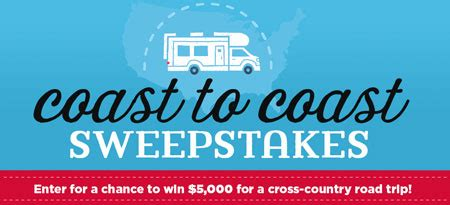 country living sweepstakes country living go rving sweepstakes sun sweeps