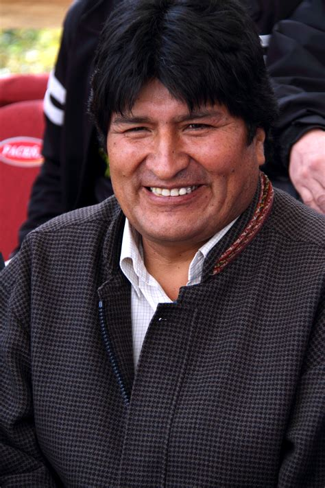 evo morales how west s native people largely view the us washington