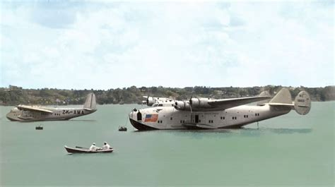 flying boat auckland flying boats in auckland 70 years ago wings over new