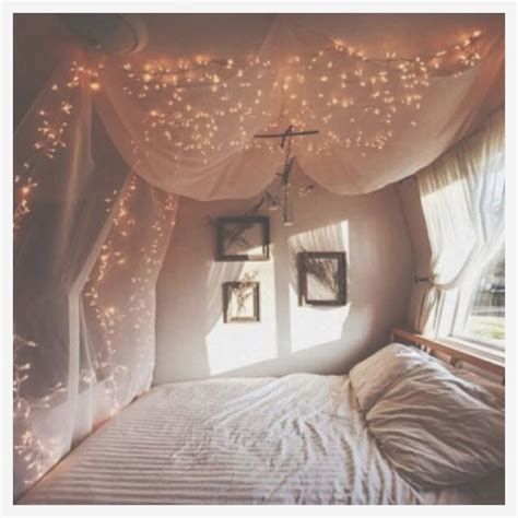 bedrooms with lights tumblr tumblr room decor trusper