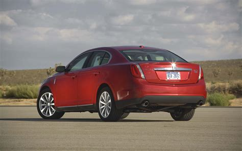how cars run 2009 lincoln mks user handbook 2009 lincoln mks awd quick test motor trend