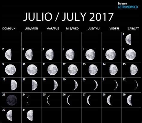 fechas de fases de la luna 2016 calendario con las fases de la luna agosto 2016 el