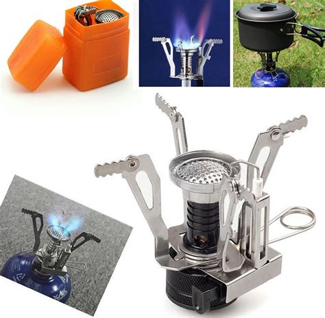 Kompor Gas Portable Backpacking Cing Stove backpacking canister cing stove kompor gas portable jakartanotebook