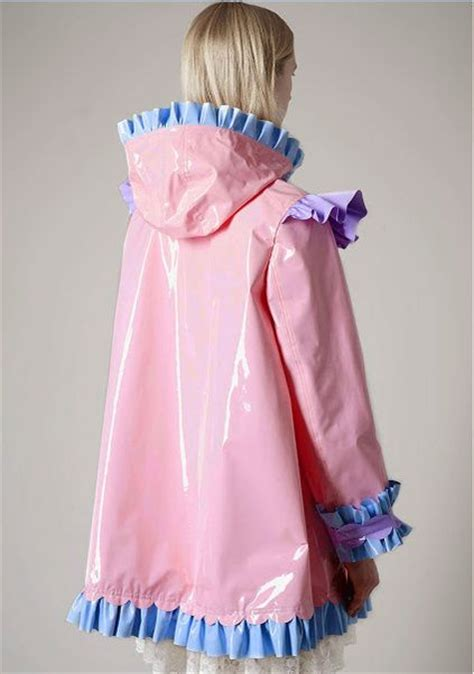 Sissy Plastic Raincoat | 301 moved permanently