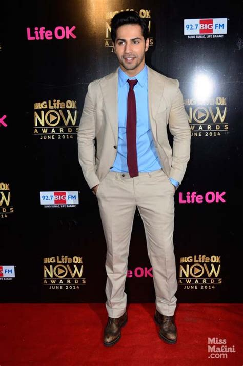 varun dhawan new style dresses doctor closet s analysis of celebrity style at the big
